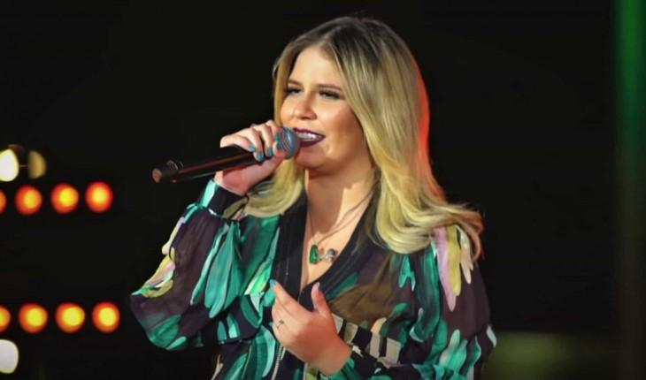 Grávida do 1º filho, Marília Mendonça revela se vai abandonar a carreira após maternidade.
