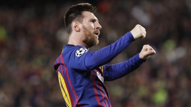 Messi e a última sobre um intocável de Valverde: 'na rua'.
