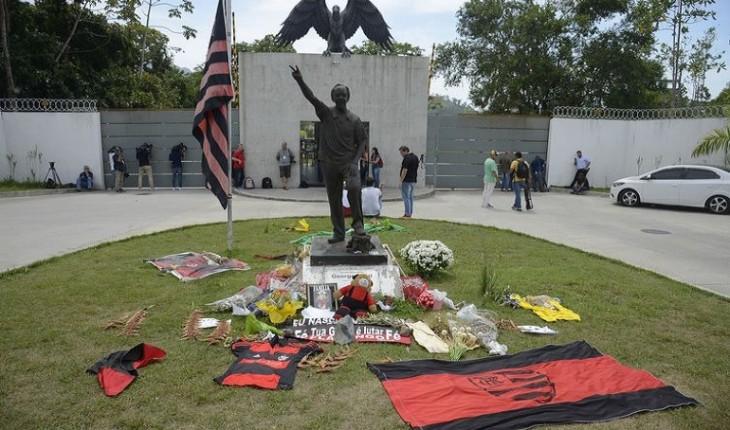 Flamengo faz as contas e aponta valor das indenizações para vítimas da tragédia no Ninho.