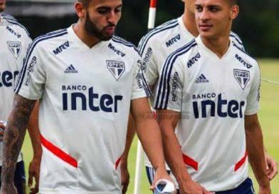 Será que o Real Madrid estaria de olho no jogador do São Paulo