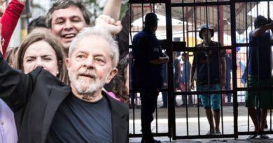150 mil presos ou mais podem sair da cadeia, após saída de Lula