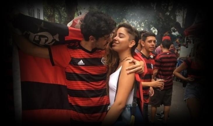 Morre torcedor do Flamengo e sua namorada faz apelação por homenagem do clube