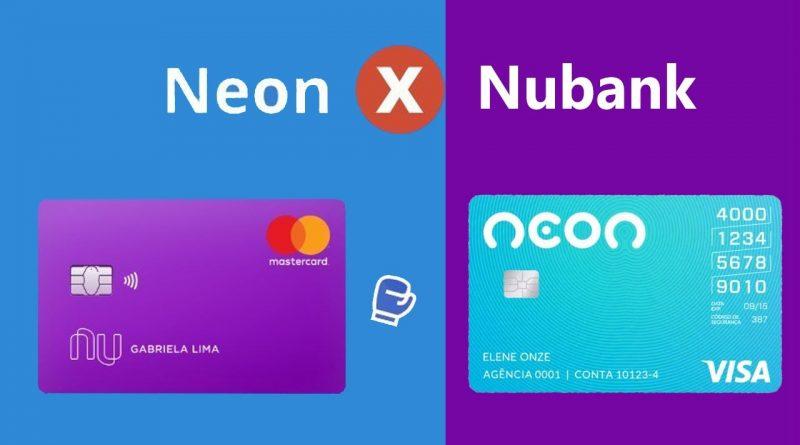 Qual o melhor cartão de crédito sem anuidade? Nubank ou Neon?